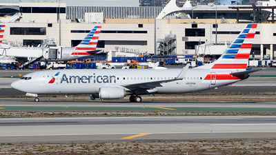 A picture of N889NN - Boeing 737823 - American Airlines - © Rocky Wang