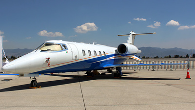 XA-TCO - Bombardier Learjet 60 - Private