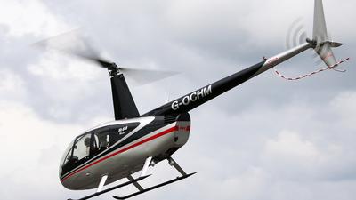 G-OCHM - Robinson R44 Raven - Private