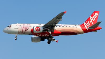 9M-AQC - Airbus A320-216 - AirAsia
