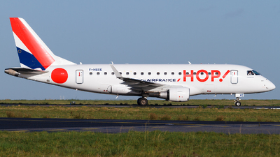 F-HBXE - Embraer 170-100STD - HOP! for Air France
