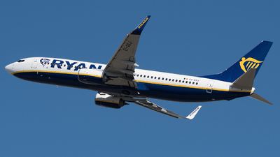 EI-GSJ - Boeing 737-8AS - Ryanair
