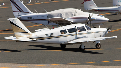 VH-STF - Piper PA-24-260 Comanche B - Private