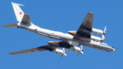 RF-34067 - Tupolev Tu-142MR - Russia - Navy