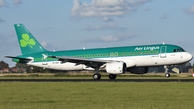 A picture of EIDEH - Airbus A320214 - Aer Lingus - © nickvdhoek