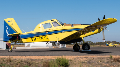 A picture of VHYRY - Air Tractor AT802 - [8020410] - © Andrew Lesty