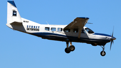 A picture of VHXLV - Cessna 208 - [20800053] - © Brock L
