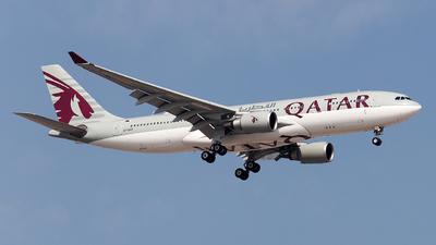 A7-ACD - Airbus A330-203 - Qatar Airways