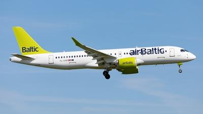 YL-AAR - Airbus A220-300 - Air Baltic