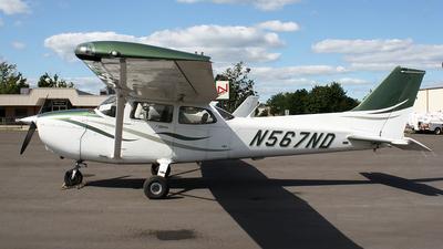 N567ND - Cessna 172S Skyhawk SP - Private