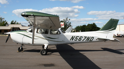 A picture of N567ND - Cessna 172S Skyhawk SP - [172S10805] - © Brady Noble