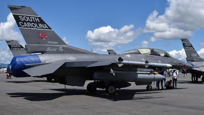 92-3924 - Lockheed Martin F-16DJ Fighting Falcon - United States - US Air Force (USAF)