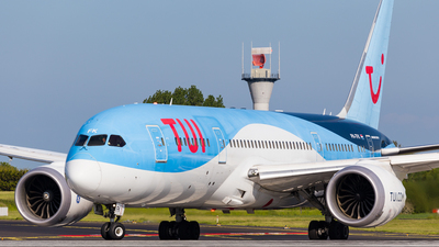 A picture of PHTFK - Boeing 7878 Dreamliner - TUI fly - © TiesRBC