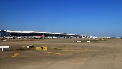 ZSPD - Airport - Ramp