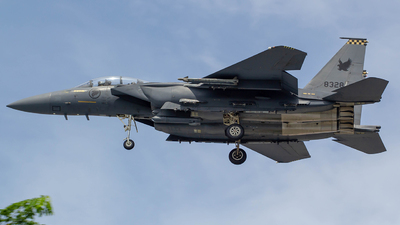 8328 - Boeing F-15SG Strike Eagle - Singapore - Air Force