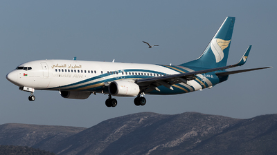 A picture of A4OBL - Boeing 73781M - Oman Air - © Oksana