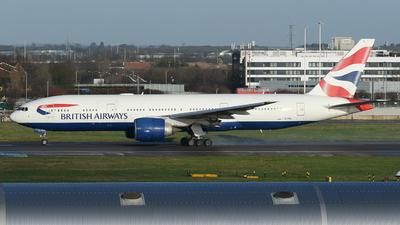 A picture of GVIIL - Boeing 777236(ER) - British Airways - © MilanWitham