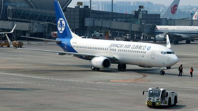 A picture of B1270 - Boeing 73785C - Jiangxi Air - © Tongjun XIANG