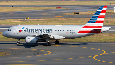 A picture of N746UW - Airbus A319112 - American Airlines - © OCFLT_OMGcat