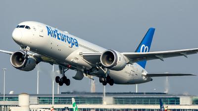 EC-NFM - Boeing 787-9 Dreamliner - Air Europa