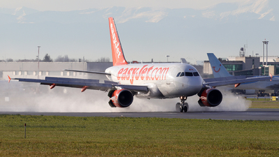 OE-LKH - Airbus A319-111 - easyJet Europe