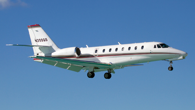 N399QS - Cessna 680 Citation Sovereign - NetJets Aviation