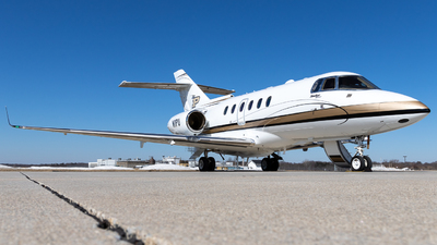 N1PU - Hawker Beechcraft 900XP - Purdue University
