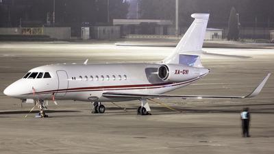 XA-GNI - Dassault Falcon 2000 - Aero Personal