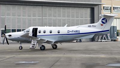 HB-FQJ - Pilatus PC-12/47E - Pilatus Aircraft