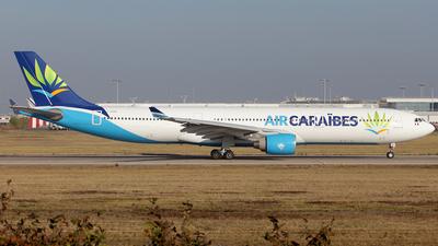 F-OONE - Airbus A330-323 - Air Caraïbes