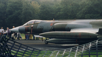 MM6784 - Lockheed F-104S ASA-M Starfighter - Italy - Air Force