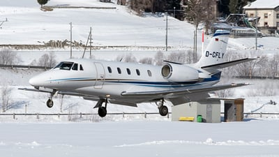 D-CFLY - Cessna 560XL Citation Excel - Air Hamburg