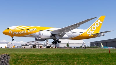 9V-OFL - Boeing 787-8 Dreamliner - Scoot