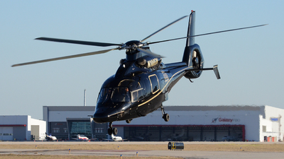 N100GN - Eurocopter EC 155 B1 - Private