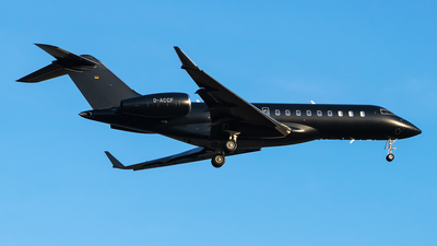 D-ACCF - Bombardier BD-700-1A10 Global Express XRS - MHS Aviation