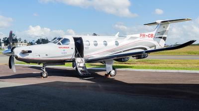 PR-CBJ - Pilatus PC-12/47E - Icon Aviation