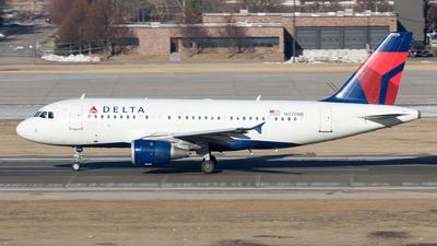 N370NB - Airbus A319-114 - Delta Air Lines