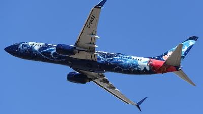 A picture of CGWSZ - Boeing 7378CT - WestJet - © Yari Strban