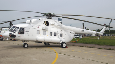 790 - Mil Mi-8AMT Hip - Mil Design Bureau (Moscow Helicopter Plant)