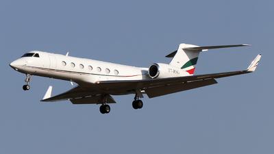 T7-RSG - Gulfstream G550 - Private
