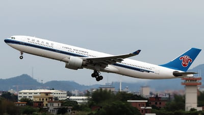 B-8360 - Airbus A330-323 - China Southern Airlines