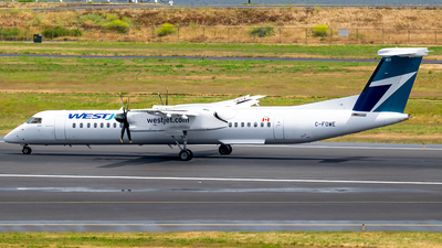 C-FOWE - Bombardier Dash 8-Q402 - WestJet Encore