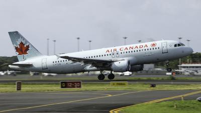 A picture of CFTJQ - Airbus A320211 - [0242] - © william97