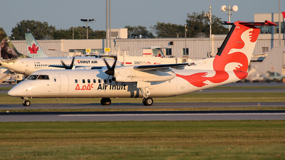C-FEAI - Bombardier Dash 8-311 - Air Inuit