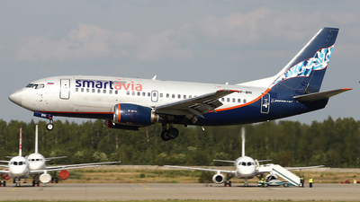 VP-BRI - Boeing 737-5Y0 - Smartavia