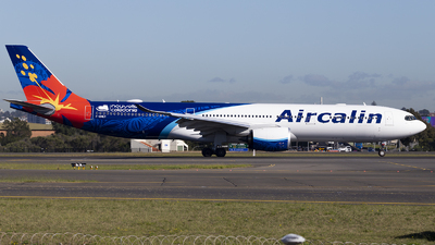 A picture of FONET - Airbus A330941 - Aircalin - © MQ1131