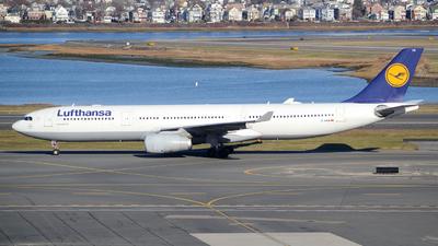 A picture of DAIKM - Airbus A330343 - Lufthansa - © Jake Sevigny - kmht.jake