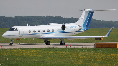 N407GC - Gulfstream G-IV(SP) - Private