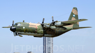 TC-66 - Lockheed C-130H Hercules - Argentina - Air Force
