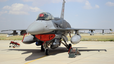 07-1029 - Lockheed Martin F-16D Fighting Falcon - Turkey - Air Force